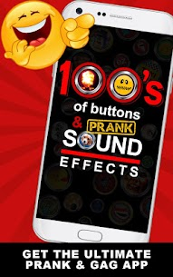 Free 100′ s of Buttons  Prank Sound Effects for Jokes 1