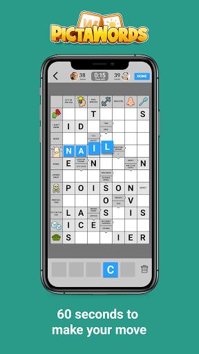 Pictawords - Crossword Puzzle  screenshots 1