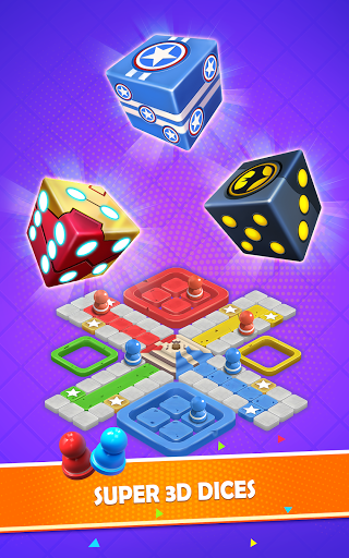 Ludo Game : Super Ludo android2mod screenshots 5