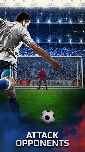 Télécharger Football Rivals - Team Up with your Friends! APK MOD (Astuce) screenshots 1