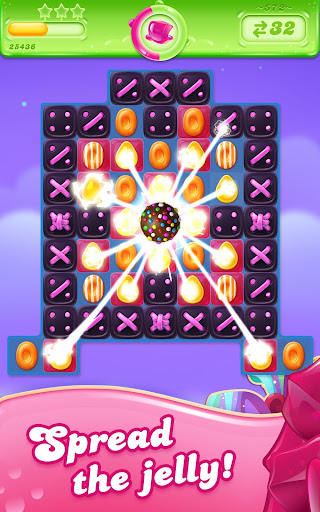 Candy Crush Jelly Saga 2.54.7 screenshots 9