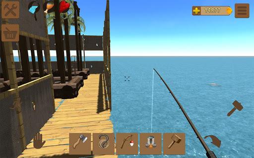 Oceanborn: Survival on Raft  screenshots 7