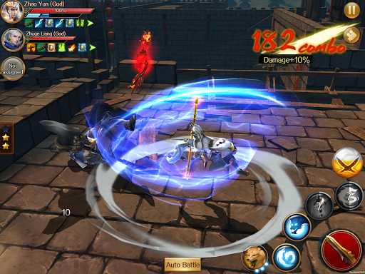 Dynasty Legends: True Hero Rises from Chaos Apkfinish screenshots 12