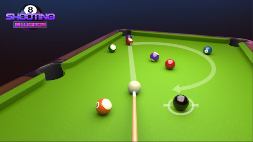 Shooting Billiards 1.0.9 screenshots 2