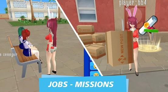 Waifu Simulator Multiplayer Mod Apk (Unlimited Gold/Coins) 1
