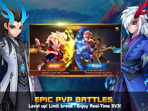 Fairy Battle:Hero is back 1.2.2 screenshots 9