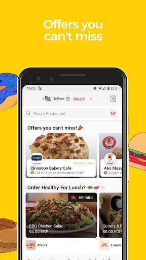 elmenus - Discover & Order food 3.45.0 Screenshots 2