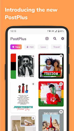 Post Maker for Instagram - PostPlus screenshots apkspray 1