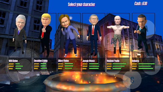 Political Wars 2 – Action Fighting Game Game Hack Android and iOS 3