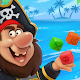 Pirate's dice: connect 4 in a row, 7x7 random dice APK