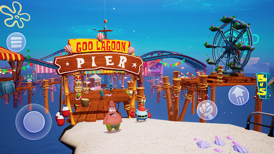 SpongeBob SquarePants: Battle for Bikini Bottom v1.2.0 Full Apk Free Download 2