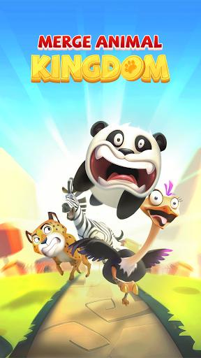 Merge Animal Kingdom - Zoo Tycoon  screenshots 5