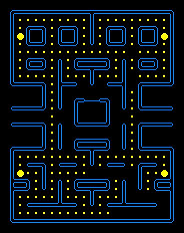 Pac Maze Pak Mon  screenshots 1