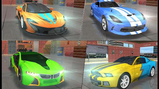 Code Triche Mega Ramp Car Race : Fearless Car Stunts 2020 mod apk screenshots 4