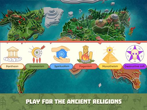 God Simulator. Sandbox strategy game Religion Inc. 1.1.79 screenshots 8
