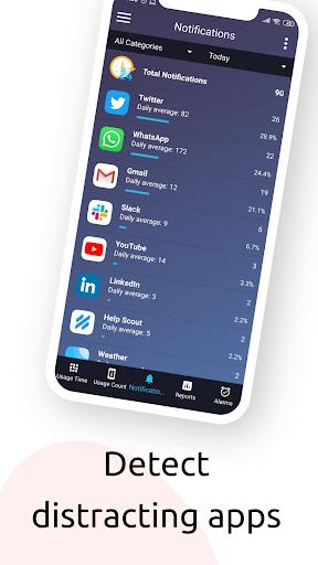 StayFree - Screen Time Tracker & Limit App Usage 6.4.1 Screenshots 4