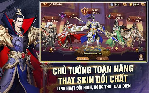 Tu00e2n OMG3Q VNG - u0110u1ea5u Tu01b0u1edbng Tam Quu1ed1c Thu1ebf Hu1ec7 Mu1edbi  screenshots 4