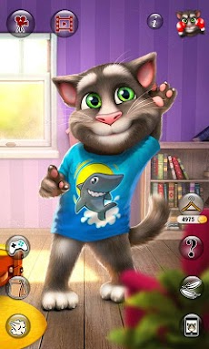 おしゃべり猫のトーキング・トム2のおすすめ画像1