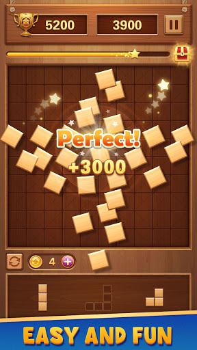 Wood Block Puzzle - Classic Brain Puzzle Game 1.5.9 screenshots 3