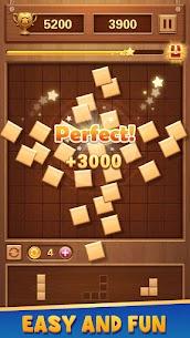 Wood Block Puzzle – Classic Brain Puzzle Game Apk Download 2021 3