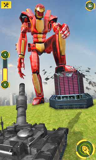 Building Demolisher: World Smasher Game apkslow screenshots 2