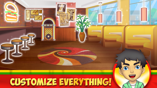 My Burger Shop 2 - Fast Food Restaurant Game  screenshots 2