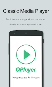 Video Player – OPlayer Lite 5.00.16 Android Mod APK 1