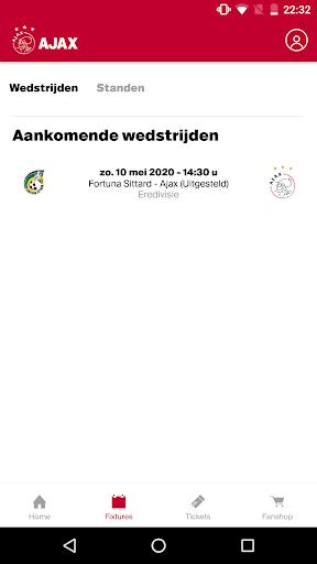 ajax official app screenshot 3