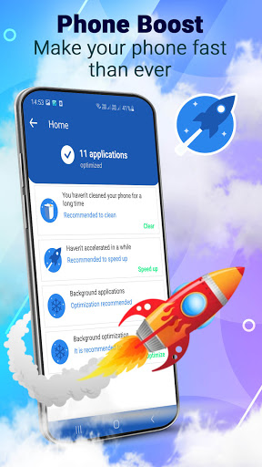 Sweep Cleaner: cache and junk file cleaner android2mod screenshots 2
