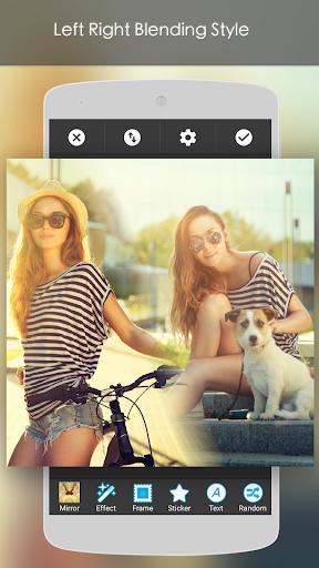 Photo Blender: Mix Photos 2.6 Screenshots 1