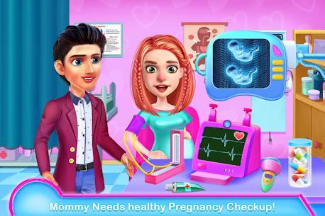 Mommy Maternity Newborn Twins Baby Nursery Game 🍼 1.0.26 Mod APK (Unlock All) 1