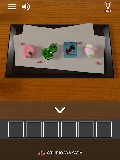 Room Escape Game: Sparkler 1.1.7 screenshots 9