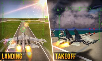 Fighter Jet Air Strike - New 2020, with VR