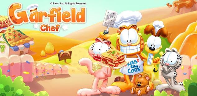 garfield chef: match 3 puzzle hack