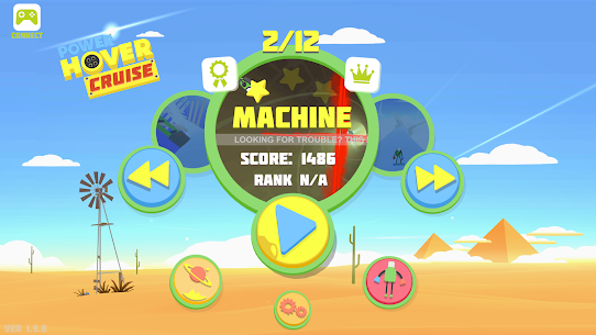 Power Hover: Cruise apk (MOD, Unlocked) Latest Download 1