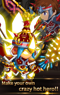 +9 God Blessing Knight – Cash Knight Mod Apk 2.16 (Unlimited Gold) 7