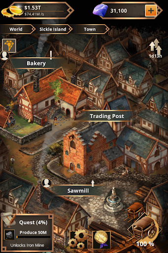 Idle Trading Empire 1.2.3 screenshots 11