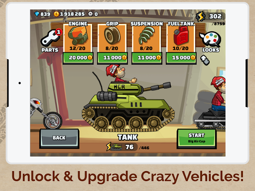 Hill Climb Racing 2 1.39.1 screenshots 11