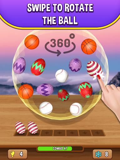 Match Triple Ball - Match Master 3D Tile Puzzle 1.0.1 screenshots 12