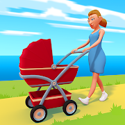 Mother Simulator: Happy Virtual Family Life