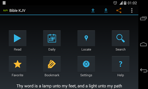 Bible KJV android2mod screenshots 10
