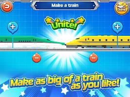 Train Maker - The coolest train game!