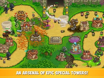 Kingdom Rush Frontiers Mod Apk (Unlimited Crystals) 4.2.25 9