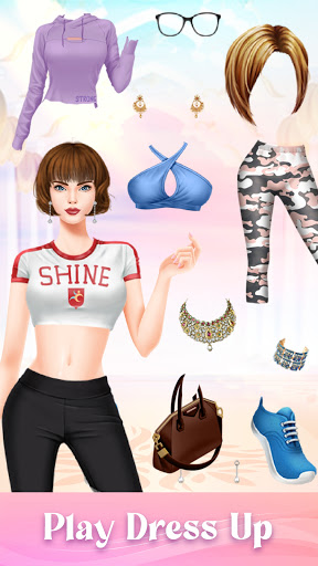 Dress Up -  Trendy Fashionista & Outfit Maker 0.1.3 screenshots 2