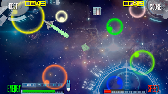 Space Energy Circles Hack Game Android & iOS 5