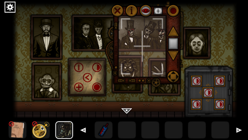 Forgotten Hill Disillusion: The Library 1.0.11 screenshots 7