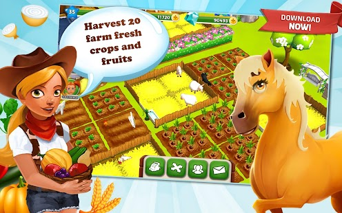 My Free Farm 2 Screenshot