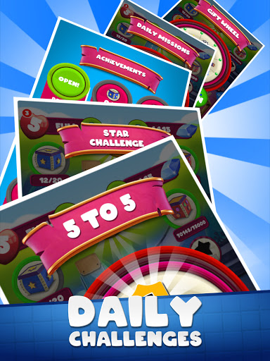 Toy Box Story Party Time - Free Puzzle Drop Game!  screenshots 23