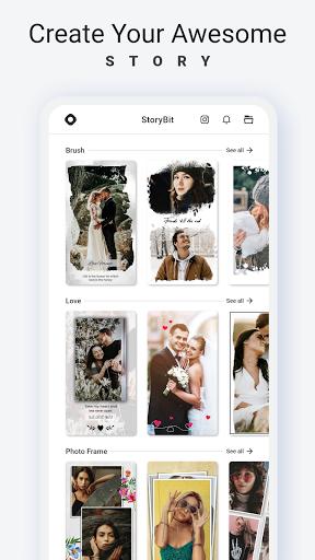 Story Bit   Story Art Maker android2mod screenshots 9