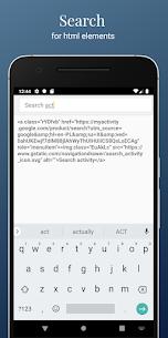 HTML Website Inspector – View & Edit Website HTML v2.992 [Pro] 1